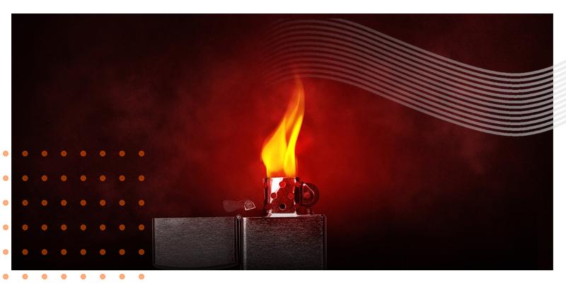 SMOKE ALARMS Flame