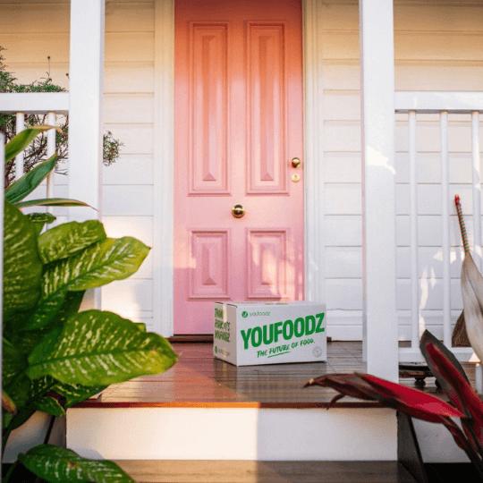 youfoodz door delivery